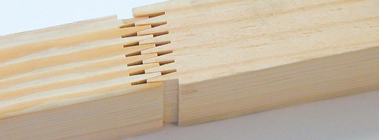Finger Jointed Lumber